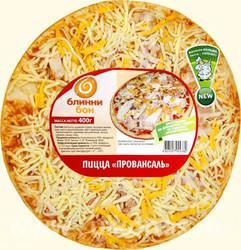 Пицца Блинни Бон Провансаль 400г