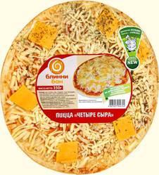 Пицца Блинни Бон Четыре сыра 350г