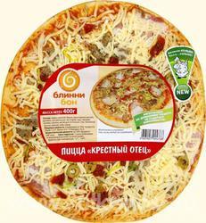 Пицца Блинни Бон Крестный отец 400г