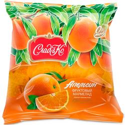 Мармелад Сладко апельсин 300г