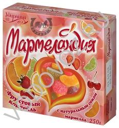 Мармелад Мармеландия Фруктовый коктейль (3)