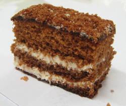 Медовое (пирожное)