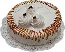 Медовый пломбир (торт)