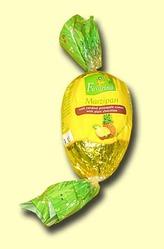 Марципан Favorina c ананасом в шоколаде