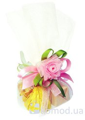 Бонбоньерка из fashion-конфет Весна