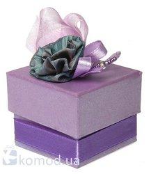 Мини-коробка fashion-конфет Виолетта