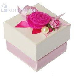 Мини-коробка fashion-конфет Розалия
