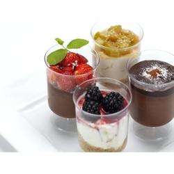 Желе и муссы - набор ингредиентов